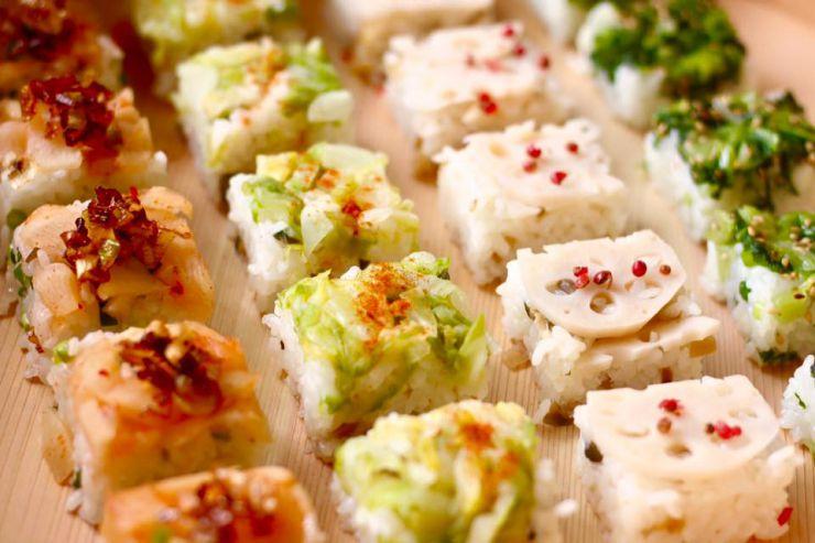うまもん発酵漬物 岩国寿司 庄司いずみ