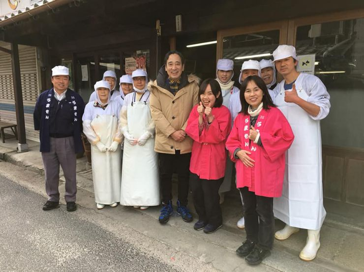 うまもん発酵漬物 NHK BSプレミアム テレビ取材