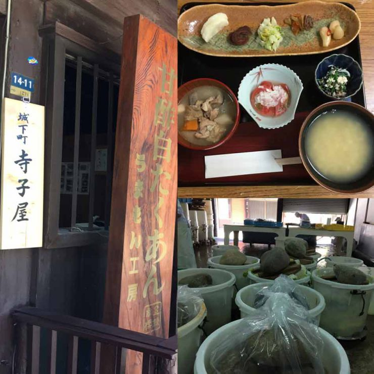 乳酸菌 自然発酵 発酵漬物講座 岩国城下町寺子屋 5月開催 