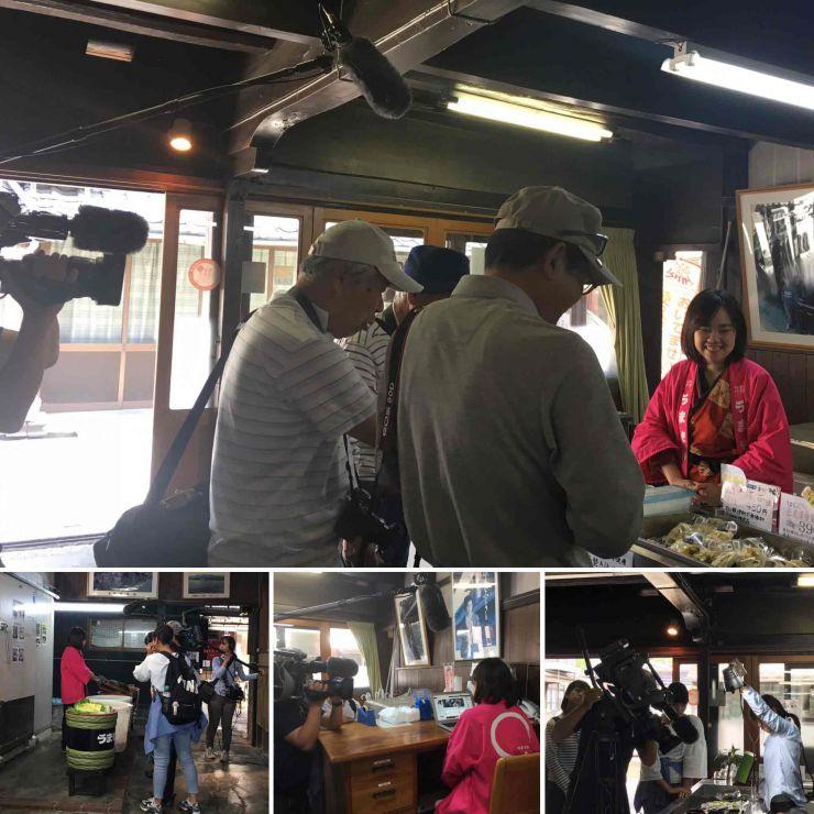錦川とうまもん乳酸菌 発酵漬物 NHK 取材放送 西日本の旅